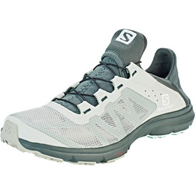 Salomon Amphib Bold Shoes Damer, mineral gray/crown blue/white